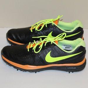 Nike Golf Cleats Lunarlon Men size 9
